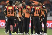 Sunrisers Hyderabad SRH IPL 9
