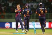 Adam Zampa Rising Pune Supergiants