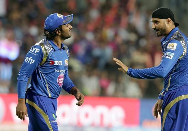 Harbhajan Singh and Ambati Rayudu Fight