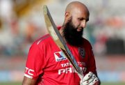 Hashim Amla vs Royal Challengers Bangalore
