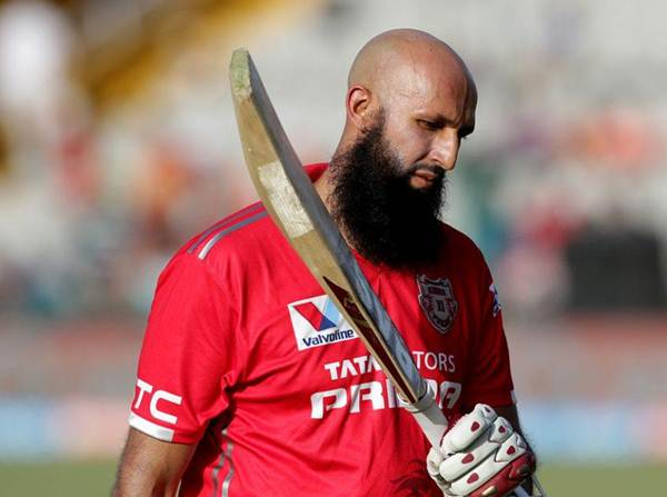 Hashim Amla vs Sunrisers Hyderabad