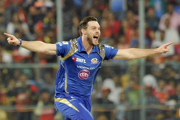 Mitchell McClenaghan Mumbai Indians