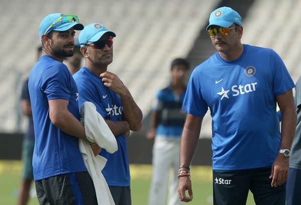 Ravi Shastri backs MS Dhoni, says