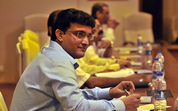 Sourav Ganguly BCCI Top Stories