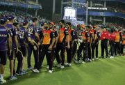 Sunrisers Hyderabad -Kolkata Knight Riders
