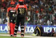 Virat Kohli-Chris Gayle Royal Challengers Bangalore