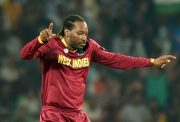 Chris Gayle PSL