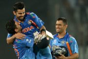 World T20 run chases India