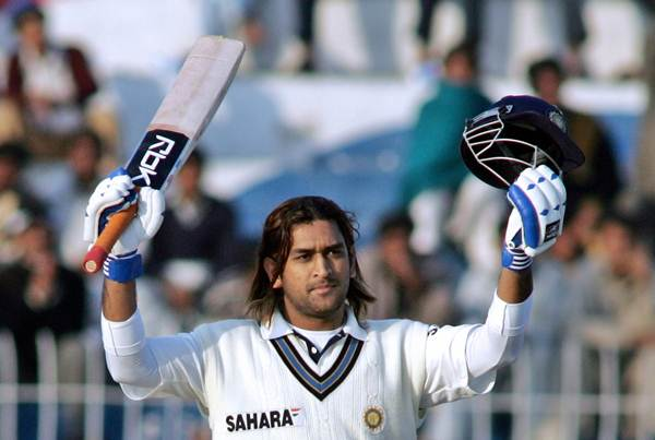 5 Best overseas Test knocks by MS Dhoni