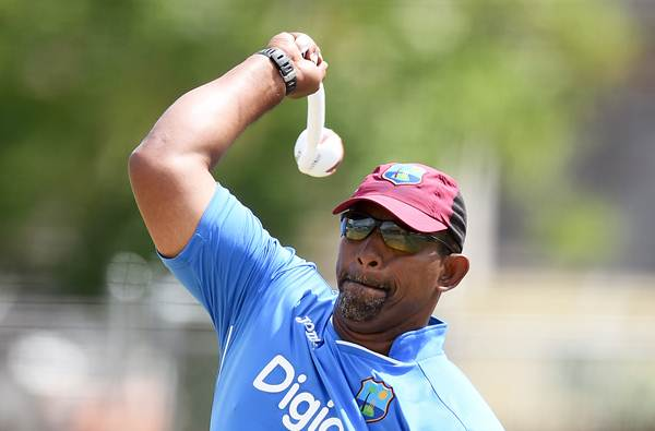 Phil Simmons named Afghanistan coach