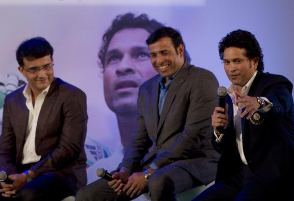 On birthday, Sachin Tendulkar 'spills out' VVS Laxman's secret""