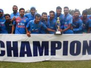 Team India cricket