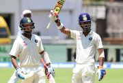 KL Rahul and Cheteshwar Pujara India