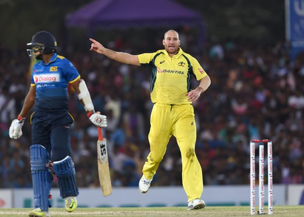 John Hastings calls time on his ODI and Test career