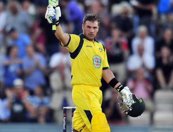 Ricky Ponting tips Aaron Finch to be next Australia T20I skipper