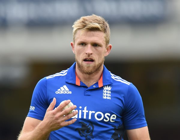 David Willey pic credit IANS
