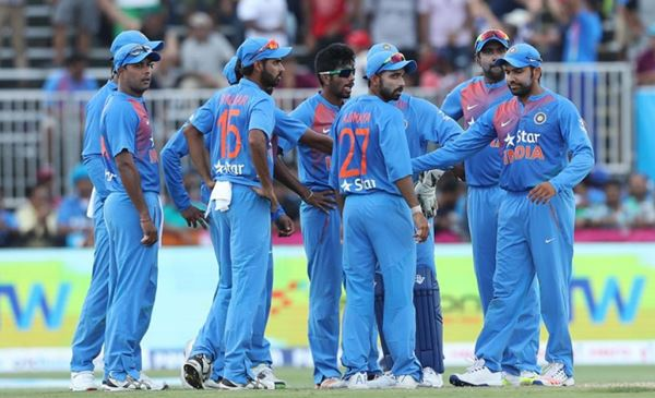 Indian squad for south africa 2018 one day