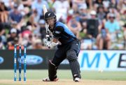 Luke Ronchi of New Zealand