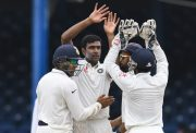Ravichandran Ashwin in Tests