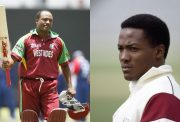 West Indies Captain Brian Lara