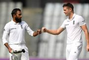Chris Woakes and Adil Rashid