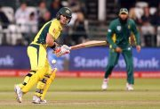 David Warner vs South Africa