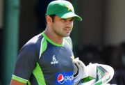 Pakistan cricketer Azhar Ali