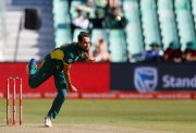 South African bowler Imran Tahir