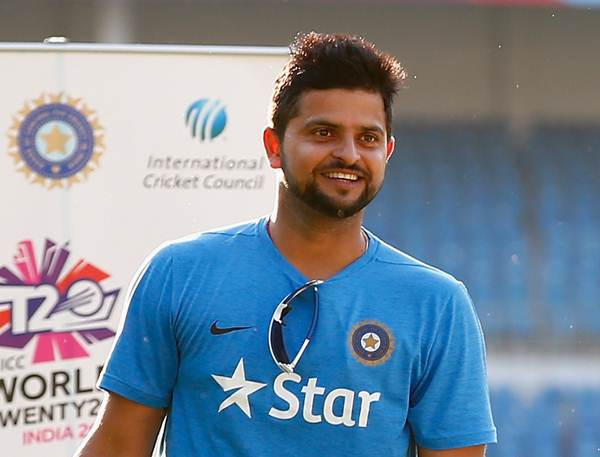 suresh raina to lead central zone in syed mushtaq ali trophy