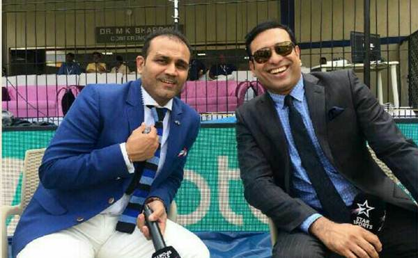 Virender Sehwag and VVS Laxman (Cricketing trends)