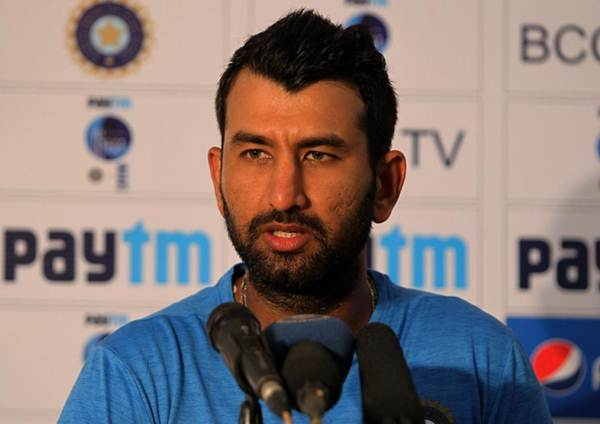 Cheteshwar Pujara, wife Puja Pabari set to be parents in 2018