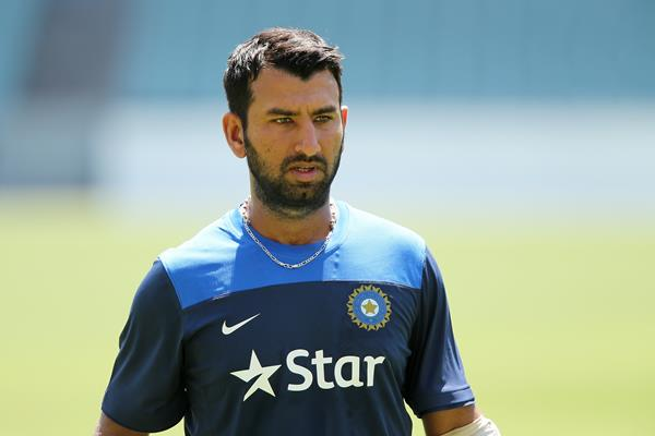 Cheteshwar Pujara will captain Rest of India in Irani Trophy News