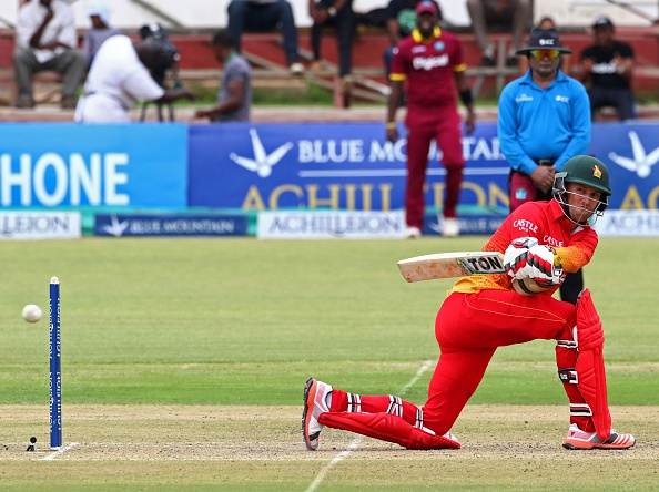 news live cricket score zimbabwe lanka nation series bulawayo