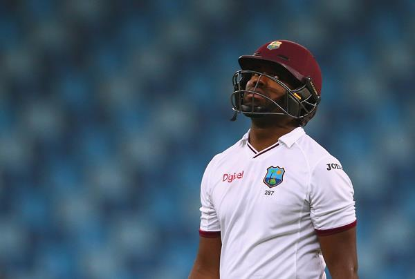 Darren Bravo of West Indies