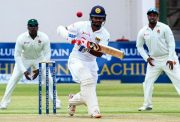 dimuth-karunaratne Test hundred