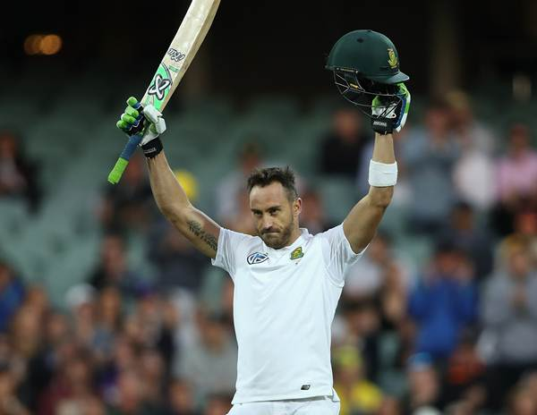 Australia v South Africa, 3rd Test, Day 1 Review: Faf du ... Faf Du Plessis