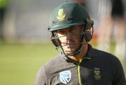 Faf du Plessis of South Africa World XI