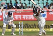 Jayant Yadav Batting