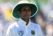 Keshav Maharaj of South Africa