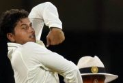 Kuldeep Yadav, UP, Ranji Trophy 2016-17