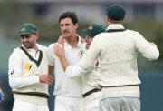 Mitchell Starc Australia Ashes
