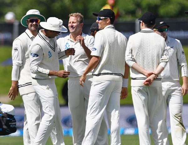 Christchurch New Zealand Twitter: Twitter Reaction: New Zealand Completes The Formalities At