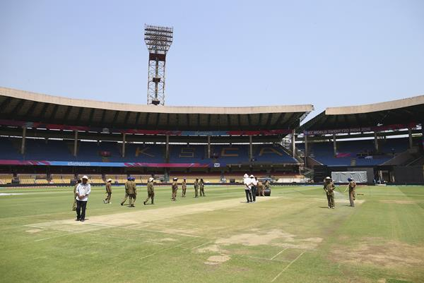 Chinnaswamy Stadium Becomes World S First Next Generation