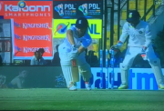 Ravichandran Ashwin bowls a beauty to dismiss Alastair Cook