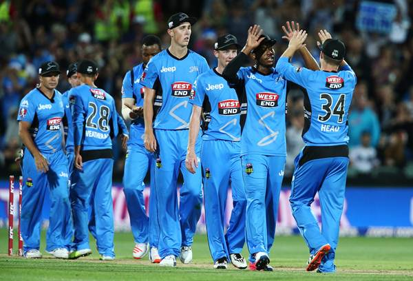 Rashid Khan shines for Adelaide Strikers on Big Bash League debut