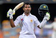 Asad Shafiq of Pakistan