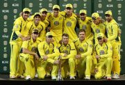 Australia ODI cricket 2016