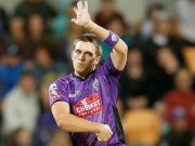Cameron Boyce of the Hobart Hurricanes