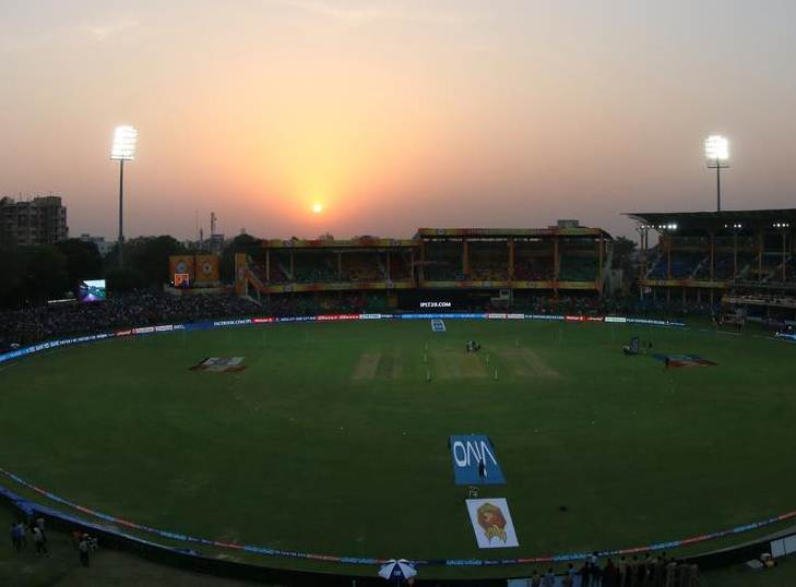 Green Park Stadium in Kanpur