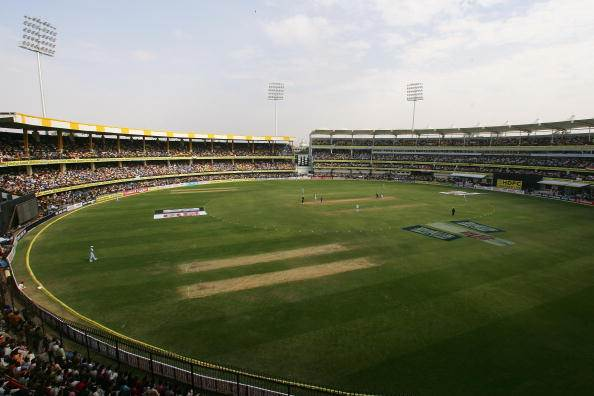 Indore Ranji Trophy 2016-17